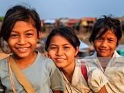 Realizan en Camboya censo nacional de población