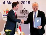 Firman Indonesia y Australia nuevo Acuerdo Integral de Asociación Económica