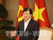 Vietnam continuará mejorando ambiente de inversión, afirma su vicepremier