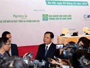 Vietnam busca desarrollar mercados para productos agrícolas
