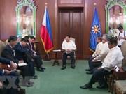 Vietnam y Filipinas discuten medidas para impulsar lazos de cooperación