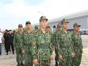 Asiste delegación militar de Vietnam a Conferencia de Jefes de las Fuerzas Armadas de la ASEAN en Tailandia