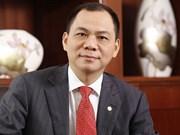 Incluye revista Forbes a cinco vietnamitas en lista de los más ricos del mundo