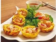 Participan maestros culinarios extranjeros en festival de pasteles en Can Tho