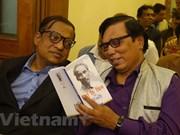 Presentan biografía del presidente vietnamita Ho Chi Minh en idioma bengalí
