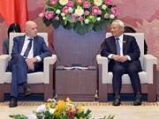 Vietnam concede importancia a nexos con Bélgica, afirma vicepresidente parlamentario