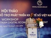 Vietnam busca impulsar desarrollo económico digital