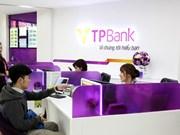Banco vietnamita TPBank recibe premio internacional del mejor servicio al cliente