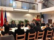 Proyectan Vietnam y Países Bajos intensificar cooperación en aviación