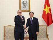 Publicarán Libro blanco sobre futuro de relaciones comerciales Vietnam-EE.UU.