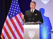Estados Unidos anuncia que realizará ejercios marítimos con ASEAN en 2019