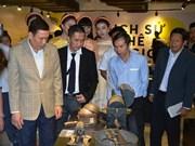 Exhibición en Vietnam cuenta la historia de la industria cafetera mundial