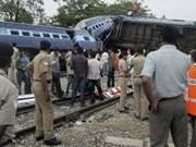 Decenas de heridos tras descarrilamiento de trenes en Indonesia