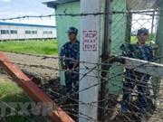 Mueren nueve policías en un ataque en Myanmar