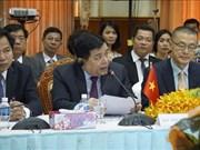 Vietnam construirá un plan para la promoción comercial en el Área del Triángulo de Desarrollo de CLV