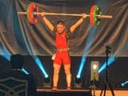 Establece pesista vietnamita tres récords en el Campeonato Mundial Juvenil