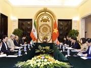 Concede Vietnam importancia a relaciones con Irán