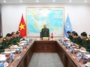 Revisa Vietnam preparativos para segundo hospital de campaña en Sudán del Sur