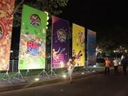 """Inauguran en ciudad vietnamita de Da Nang nueva """"calle nocturna""""  turística"""