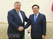 Vietnam promete ser miembro activo de Banco Internacional de Inversiones, afirma vicepremier
