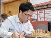 Ocupa ajedrecista vietnamita tercer puesto en torneo internacional de Estados Unidos