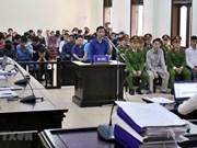 Concluye juicio de apelación por el  caso de la mayor red de apuestas ilegales en Vietnam