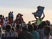 Expresa Vietnam su solidaridad con Etiopía tras trágico accidente aéreo