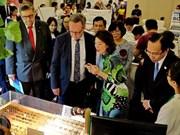 Recibirán innovadores vietnamitas apoyo financiero de Australia