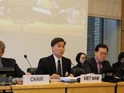 Destacan perfeccionamiento legislativo en Vietnam para garantizar los derechos civiles y políticos