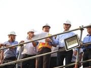 Aceleran proyecto para la prevención de inundaciones en Ciudad Ho Chi Minh