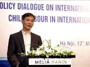 Efectúan en Vietnam evento sobre la lucha contra el trabajo infantil