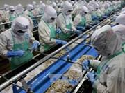 Figura México entre mercados receptores de productos acuícolas vietnamitas de mayor crecimiento