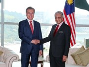 Corea del Sur y Malasia se comprometen a concluir las negociaciones de TLC este año