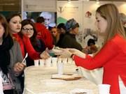 Presentan gastronomía vietnamita en Feria Internacional de Turismo en Rusia