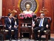Aspira Ciudad Ho Chi Minh a recibir inversiones de Samsung para proyecto del Centro de Investigación y Desarrollo