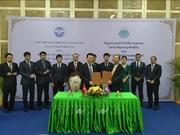 Firman Vietnam y Camboya acuerdos de cooperación en telecomunicaciones e informática