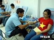 Amplían en Vietnam  duración de campaña de donaciones de sangre Recorrido Rojo 2019