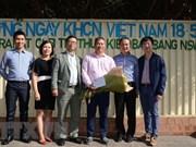 Presentarán vietnamitas residentes en Australia estudios tecnológicos en interés de  su país