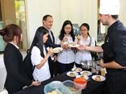 Presentarán muestra de gastronomía francesa  en Vietnam