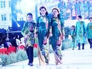 Concluye en Vietnam Festival del traje tradicional Ao Dai
