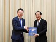 Impulsarán Ciudad Ho Chi Minh e Irlanda cooperación en educación y salud