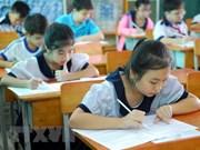 Participa Vietnam en concurso internacional de matemáticas