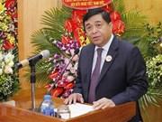 Exhorta Vietnam a que expertos alemanes mantengan su ayuda para el desarrollo nacional