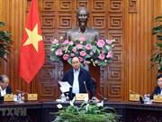 Exhorta premier de Vietnam a acelerar el desembolso de inversiones públicas