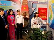 Efectúan exposición sobre mar e islas en provincia norvietnamita de Yen Bai