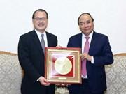 Vietnam da la bienvenida a inversores de Hong Kong, dice premier