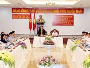 Presidenta del Parlamento vietnamita revisa situación socioeconómica en provincia de Gia Lai