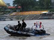 Comienza en China patrullaje conjunto en el río Mekong