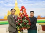 Saluda Vietnam aniversario de la fundación del Partido Revolucionario Popular de Laos