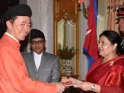 Busca Vietnam fomentar sus relaciones de cooperación con Nepal
